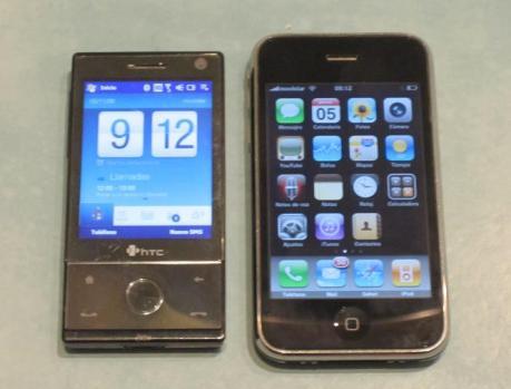 iphone vs diamond