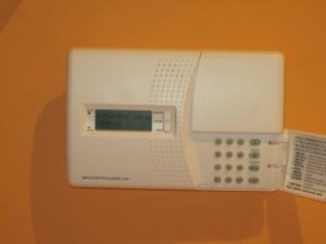 Central X10 Para Alarma/control calefacción